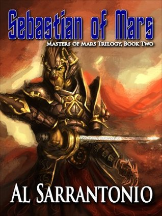 Sebastian of Mars Al Sarrantonio