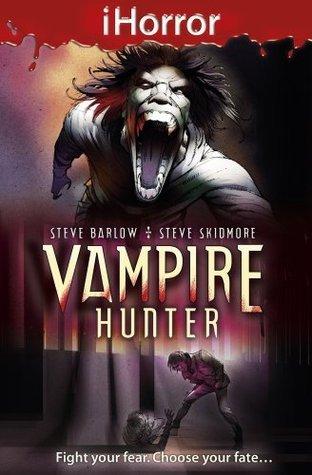 Vampire Hunter Steve Barlow