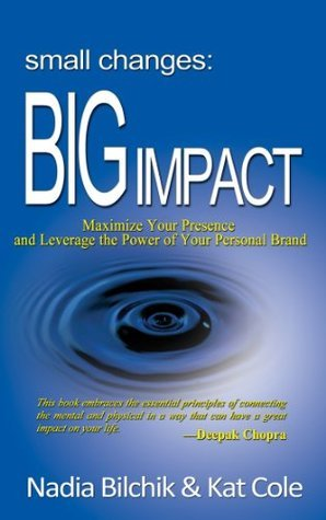 Small Changes: Big Impact - Maximize Your Presence and Leverage the Power of Your Personal Brand Nadia Bilchik