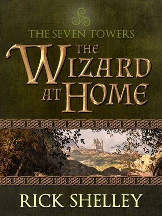 The Wizard at Home  by  Rick Shelley