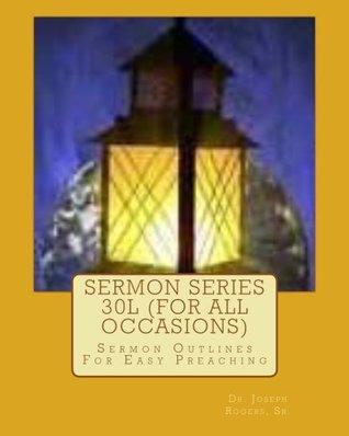 Sermon Series 30L Joseph Roosevelt Rogers Sr.