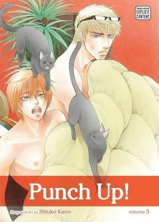 Punch Up! , Vol. 3 Shiuko Kano