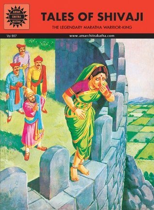 Tales Of Shivaji Anant Pai
