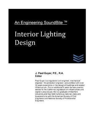 Interior Lighting Design  by  J. Paul Guyer