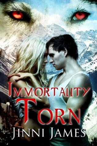 Immortally Torn (Immortal Shifters Series)  by  Jinni James