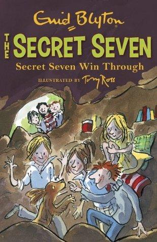 Secret Seven Win Through (The Secret Seven, #7)  by  Enid Blyton