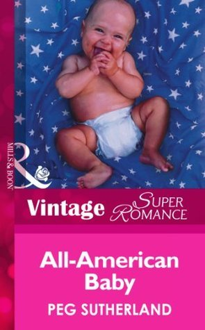 All-American Baby  by  Peg Sutherland