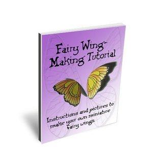 Fairy Wing-Making Tutorial  by  Breelyn Fae