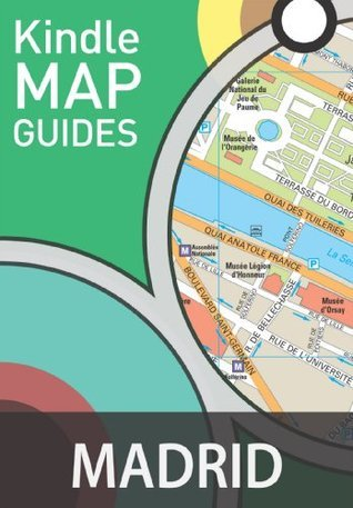 Madrid Map Guide  by  Maps International