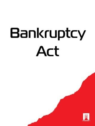 Bankruptcy Act legal literature
