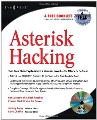 Asterisk Hacking  by  Joshua Brashars