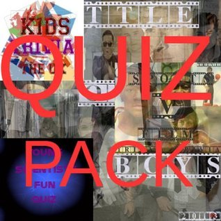QUIZ PACK - 1 Bethany Southworth
