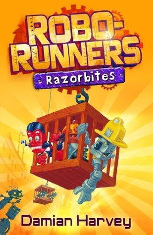 Robo-Runners: 03 Razorbites  by  Damian Harvey