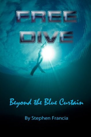 Free Dive - beyond the blue curtain  by  Stephen Francia