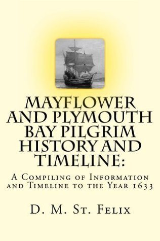 MAYFLOWER and Plymouth Bay PILGRIM History and Timeline: D.M. St. Felix