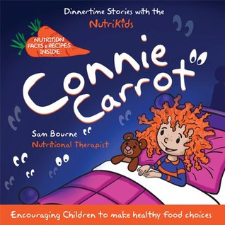 Connie Carrot  by  Sam  Bourne