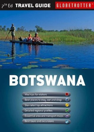 Globetrotter Guide Botswana  by  Alan Brough
