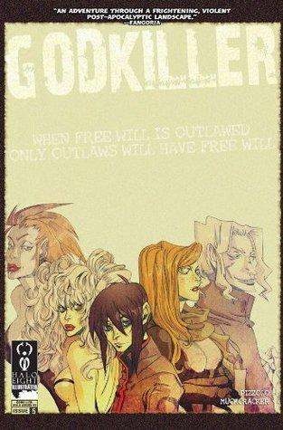 Godkiller #5  by  Anna Muckcracker