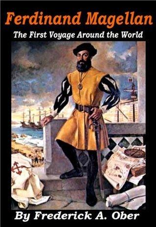 Ferdinand Magellan  by  Frederick A. Ober