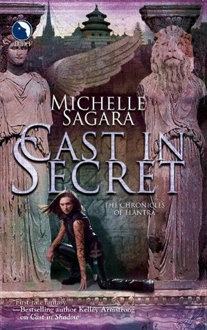Cast In Secret (The Chronicles of Elantra - Book 3)  by  Michelle Sagara