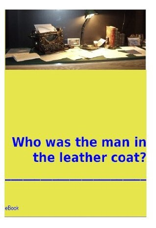 Who was the man in the leather coat? Tamas Szabo