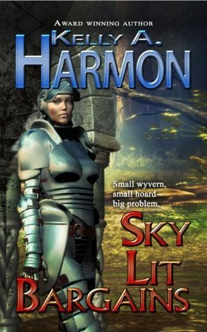 Sky Lit Bargains  by  Kelly A. Harmon