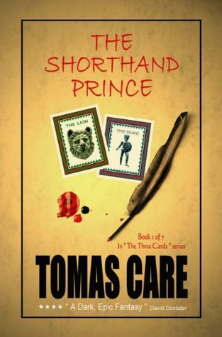 The Shorthand Prince  by  Tomas Care