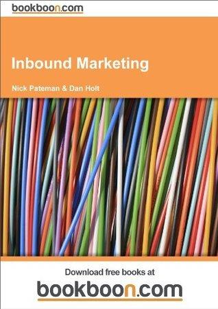 Inbound Marketing Nick Pateman