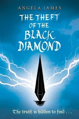 The Theft of the Black Diamond (The Amshir Legacy Series) Angela   James