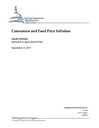 Consumers and Food Price Inflation Randy Schnepf