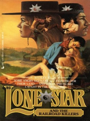 Lone Star 95/railroad  by  Wesley Ellis