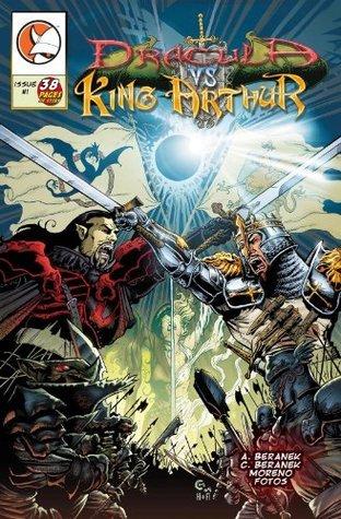 Dracula Vs. King Arthur #1  by  Christian Beranek