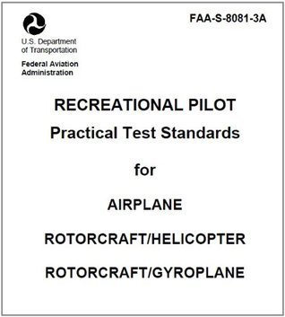 Recreational Pilot Practical Test Standards for Airplane, Rotorcraft Helicopter, and Rotorcraft Gyroplane, Plus 500 free US military manuals and US Army field manuals when you sample this book Delene Kvasnicka