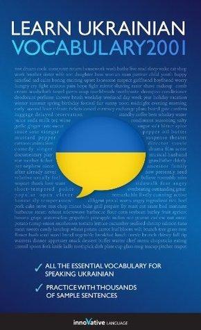 Learn Ukrainian - Word Power 2001  by  Innovative Language