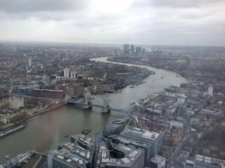 The View From The Shard: things to know before you go Rosemarie Barber