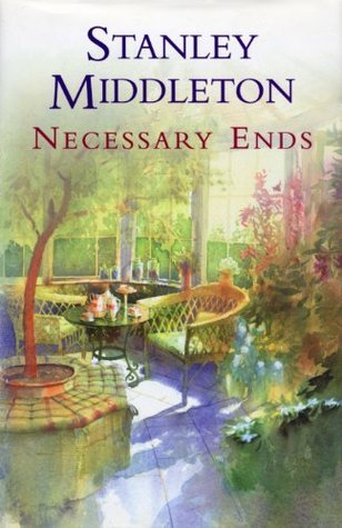 Necessary Ends  by  The Estate of Stanley Middleton