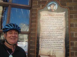The John Paul Jones Bike Ride Billy Mccourt