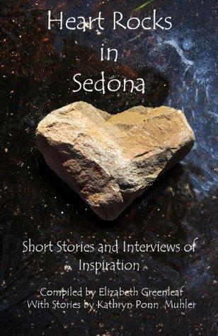 Heart Rocks in Sedona Elizabeth Greenleaf