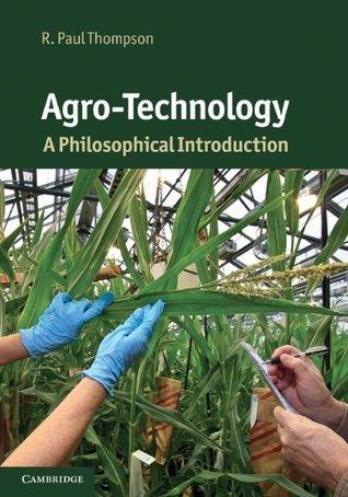 Agro-Technology R. Paul Thompson