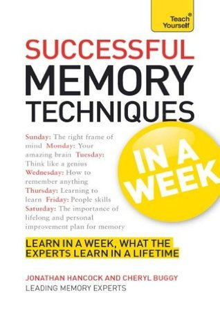 Successful Memory Techniques in a Week: Teach Yourself  by  Jonathan Hancock