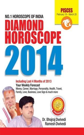Annual Horoscope Pisces 2014  by  Bhojraj Dwivedi