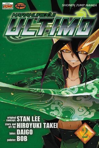 Ultimo, Vol. 2: A Master on the Edge  by  Stan Lee