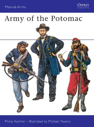 Army of the Potomac (Men-at-Arms 38) Philip Katcher