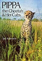 Pippa The Cheetah And Her Cubs Joy Adamson