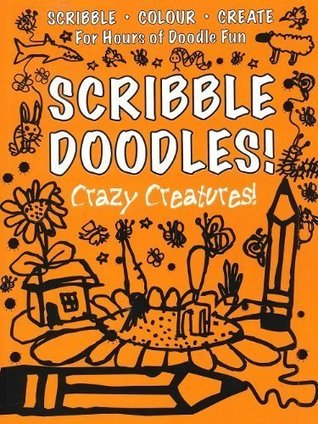 Scribble Doodles   Crazy Creatures  by  N/A