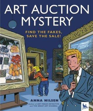 Art Auction Mystery Anna Nilsen