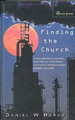 Finding the Church  by  Daniel W. Hardy
