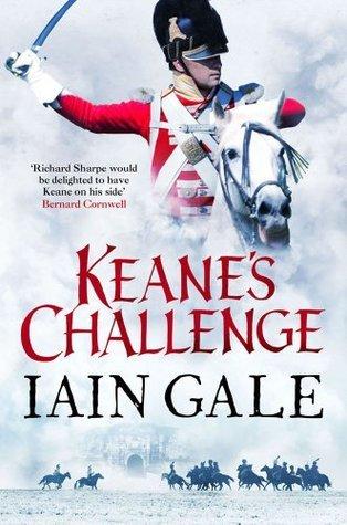 Keanes Challenge (Keane, #2) Iain Gale