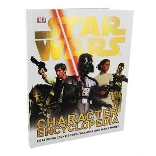 Star Wars - Character Encyclopedia  by  DK Publishing