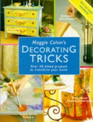 Decorating Tricks  by  Maggie Colvin